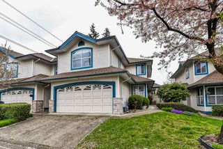 "Photo 1: 31 7330 122 Street in Surrey: West Newton Townhouse for sale in ""STRAWBERRY HILL ESTATES"" : MLS®# R2267551"