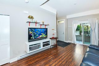 """Photo 7: 112 828 ROYAL Avenue in New Westminster: Downtown NW Townhouse for sale in """"Brickstone Walk"""" : MLS®# R2293175"""
