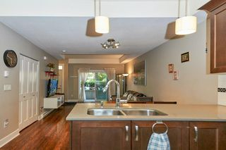 """Photo 1: 112 828 ROYAL Avenue in New Westminster: Downtown NW Townhouse for sale in """"Brickstone Walk"""" : MLS®# R2293175"""