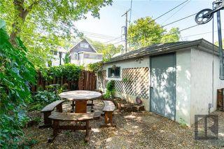 Photo 17: 202 Lenore Street in Winnipeg: Wolseley Residential for sale (5B)  : MLS®# 1822838