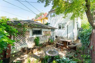 Photo 18: 202 Lenore Street in Winnipeg: Wolseley Residential for sale (5B)  : MLS®# 1822838
