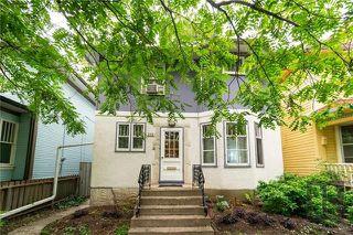 Photo 1: 202 Lenore Street in Winnipeg: Wolseley Residential for sale (5B)  : MLS®# 1822838