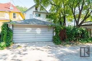 Photo 20: 202 Lenore Street in Winnipeg: Wolseley Residential for sale (5B)  : MLS®# 1822838