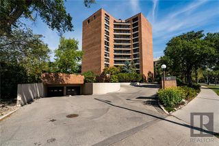 Photo 1: 306 255 Wellington Crescent in Winnipeg: Condominium for sale (1B)  : MLS®# 1824763