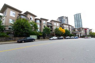 "Photo 16: 332 1185 PACIFIC Street in Coquitlam: North Coquitlam Condo for sale in ""CENTREVILLE"" : MLS®# R2305545"