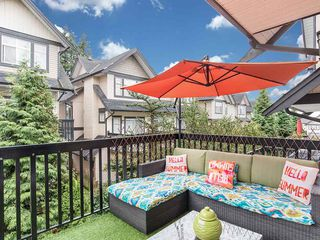 """Photo 18: 24 19932 70 Avenue in Langley: Willoughby Heights Townhouse for sale in """"SUMMERWOOD"""" : MLS®# R2308765"""