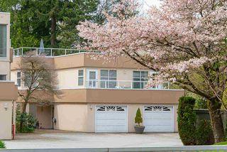 "Main Photo: 1 2425 EDGEMONT Boulevard in North Vancouver: Hamilton Townhouse for sale in ""Edgemont Ridge Estates"" : MLS®# R2310137"