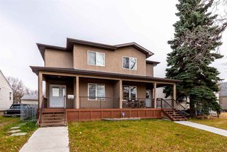 Main Photo: 11713 127 Street in Edmonton: Zone 07 House Half Duplex for sale : MLS®# E4134524