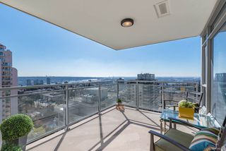 """Photo 11: 1503 608 BELMONT Street in New Westminster: Uptown NW Condo for sale in """"VICEROY"""" : MLS®# R2330668"""