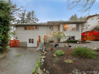 Photo 1: 4030 GRANGE Rd in VICTORIA: SW Interurban Single Family Detached for sale (Saanich West)  : MLS®# 805039