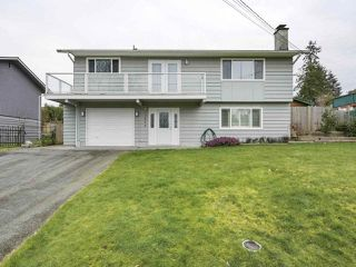 Photo 1: 3855 WELLINGTON Street in Port Coquitlam: Oxford Heights House for sale : MLS®# R2337257