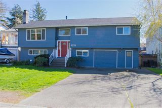 Main Photo: 4778 45 Avenue in Delta: Ladner Elementary House for sale (Ladner)  : MLS®# R2345910