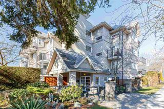"Main Photo: 103 3199 WILLOW Street in Vancouver: Fairview VW Condo for sale in ""Willow Gardens"" (Vancouver West)  : MLS®# R2345924"