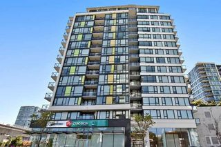 "Photo 1: 301 7988 ACKROYD Road in Richmond: Brighouse Condo for sale in ""QUINTET TOWER A"" : MLS®# R2346410"