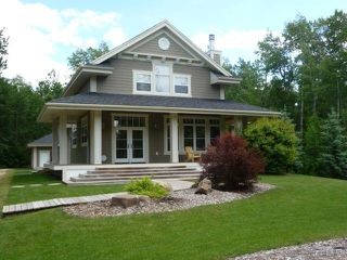 Main Photo: 90 Silver Beach Road: Rural Wetaskiwin County House for sale : MLS®# E4147276