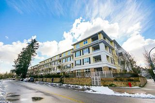 "Photo 1: 301 2368 MARPOLE Avenue in Port Coquitlam: Central Pt Coquitlam Condo for sale in ""River Rock Landing"" : MLS®# R2347972"