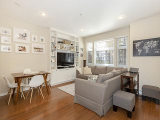 """Photo 2: 2709 GUELPH Street in Vancouver: Mount Pleasant VE Townhouse for sale in """"THE BLOCK"""" (Vancouver East)  : MLS®# R2357559"""