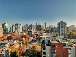 "Photo 1: 1101 1860 ROBSON Street in Vancouver: West End VW Condo for sale in ""Stanley Park Place"" (Vancouver West)  : MLS®# R2363847"