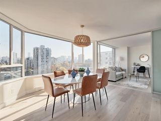 "Photo 6: 1101 1860 ROBSON Street in Vancouver: West End VW Condo for sale in ""Stanley Park Place"" (Vancouver West)  : MLS®# R2363847"