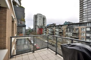 "Photo 8: 408 1485 West 6th Avenue in ""Portico's Carrara"" built by Bosa.: False Creek Home for sale ()  : MLS®# V874304"