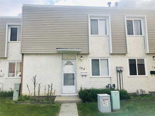 Photo 1: 132 CORNELL Court in Edmonton: Zone 02 Townhouse for sale : MLS®# E4163886
