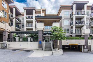 "Photo 1: 115 9655 KING GEORGE Boulevard in Surrey: Whalley Condo for sale in ""The Gruv"" (North Surrey)  : MLS®# R2381539"