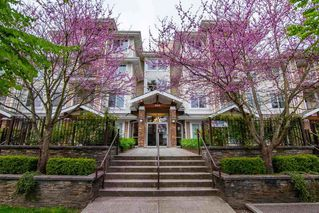 "Main Photo: 404 1969 WESTMINSTER Avenue in Port Coquitlam: Glenwood PQ Condo for sale in ""SAPPHIRE"" : MLS®# R2389831"
