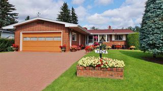 Photo 1: 7504 ROWLAND Road in Edmonton: Zone 19 House for sale : MLS®# E4181278