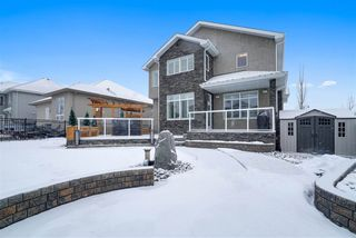 Photo 43: 167 CALLAGHAN Drive in Edmonton: Zone 55 House for sale : MLS®# E4181627