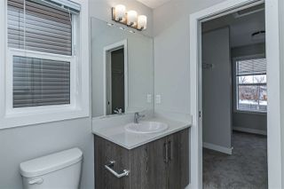 Photo 23: 219 GRIESBACH Road in Edmonton: Zone 27 House Half Duplex for sale : MLS®# E4192905