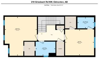 Photo 44: 219 GRIESBACH Road in Edmonton: Zone 27 House Half Duplex for sale : MLS®# E4192905
