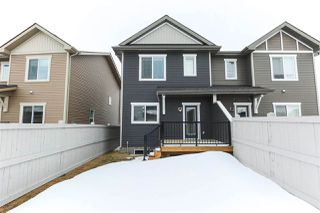 Photo 41: 219 GRIESBACH Road in Edmonton: Zone 27 House Half Duplex for sale : MLS®# E4192905