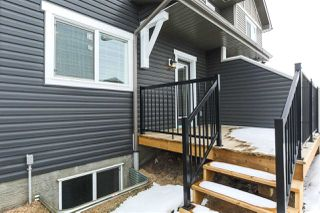 Photo 39: 219 GRIESBACH Road in Edmonton: Zone 27 House Half Duplex for sale : MLS®# E4192905