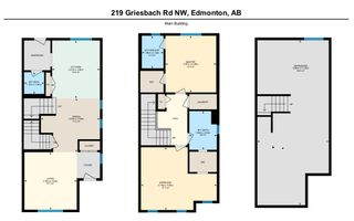 Photo 42: 219 GRIESBACH Road in Edmonton: Zone 27 House Half Duplex for sale : MLS®# E4192905