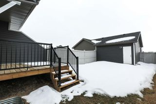Photo 38: 219 GRIESBACH Road in Edmonton: Zone 27 House Half Duplex for sale : MLS®# E4192905