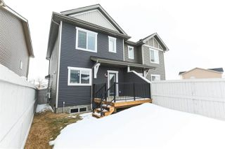 Photo 40: 219 GRIESBACH Road in Edmonton: Zone 27 House Half Duplex for sale : MLS®# E4192905