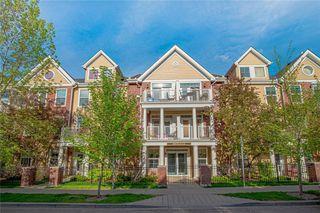 Main Photo: 109 3650 MARDA Link SW in Calgary: Garrison Woods Apartment for sale : MLS®# C4297549
