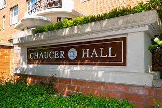 """Photo 1: 319 2250 WESBROOK Mall in Vancouver: University VW Condo for sale in """"CHAUCER HALL"""" (Vancouver West)  : MLS®# R2462990"""