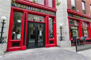 Photo 1: 503 - 283 Bannatyne Avenue in Winnipeg: Condominium for sale (9A)  : MLS®# 202012039