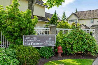 Photo 1: 47 6521 CHAMBORD PLACE in Vancouver: Fraserview VE Townhouse for sale (Vancouver East)  : MLS®# R2469378