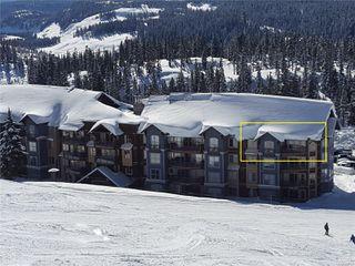 Main Photo: 404 1280 Alpine Rd in : CV Mt Washington Condo for sale (Comox Valley)  : MLS®# 860177