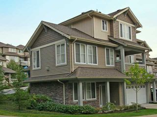 """Photo 1: 22 11160 234A Street in Maple Ridge: Cottonwood MR Townhouse for sale in """"THE VILLAGE AT KANAKA"""" : MLS®# V915791"""