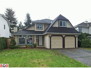 """Photo 1: 21110 91A Avenue in Langley: Walnut Grove House for sale in """"Country Grove Estates"""" : MLS®# F1128351"""