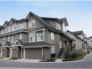 "Photo 1: 766 ORWELL Street in North Vancouver: Lynnmour Townhouse for sale in ""WEDGEWOOD"" : MLS®# V928064"