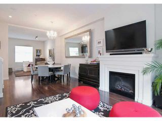 "Photo 5: 766 ORWELL Street in North Vancouver: Lynnmour Townhouse for sale in ""WEDGEWOOD"" : MLS®# V928064"