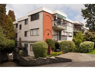 Photo 1: 207 2033 W 7TH Avenue in Vancouver: Kitsilano Condo for sale (Vancouver West)  : MLS®# V948173