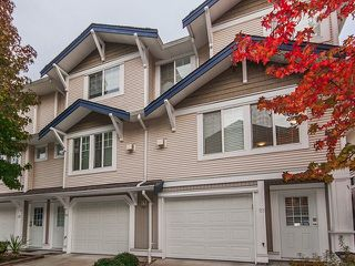 "Photo 1: 25 6533 121ST Street in Surrey: West Newton Townhouse for sale in ""Stonebriar"" : MLS®# F1323333"