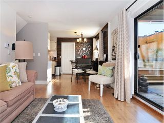 """Photo 5: 101 2045 FRANKLIN Street in Vancouver: Hastings Condo for sale in """"HARBOUR MOUNT"""" (Vancouver East)  : MLS®# V1049075"""