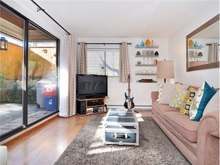"""Photo 3: 101 2045 FRANKLIN Street in Vancouver: Hastings Condo for sale in """"HARBOUR MOUNT"""" (Vancouver East)  : MLS®# V1049075"""