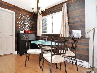 """Photo 6: 101 2045 FRANKLIN Street in Vancouver: Hastings Condo for sale in """"HARBOUR MOUNT"""" (Vancouver East)  : MLS®# V1049075"""